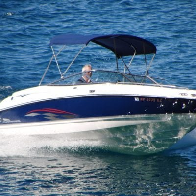 21' Chaparral SSI